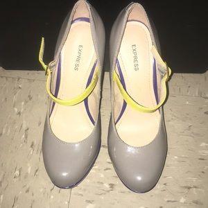 Women's express heels